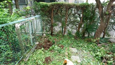 神奈川・横浜お庭工事 画像